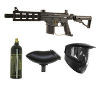 US Army Project Salvo Paintball Marker Gun Package