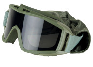 Valken Airsoft Goggles Tango Olive