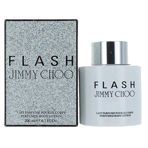 Jimmy Choo Flash By Jimmy Choo 6 7 Oz Perfumed Body Lotion