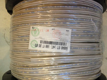 CCTV Camera Cable Belden 649948 RG59+18/2 Video-Power Plenum 1x1000ft