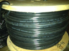 RG 214 Coax Cable AWG 13, RG214 Wire 2xSilver Plated Braid Shield M4221 50 FT
