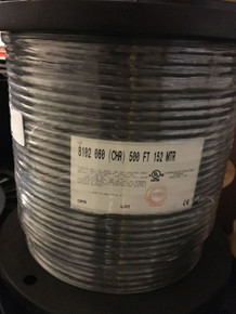 Belden 8102, Wire 24-2 Pairs Shielded Cable RS-232/422, 500-FEET