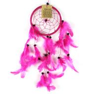 Medium Sized Dreamcatchers - Pink