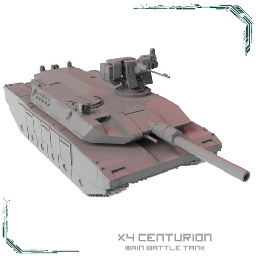 X4 Centurion Main Battle Tank