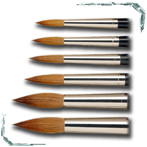Standard Kolinsky Pointed Brush