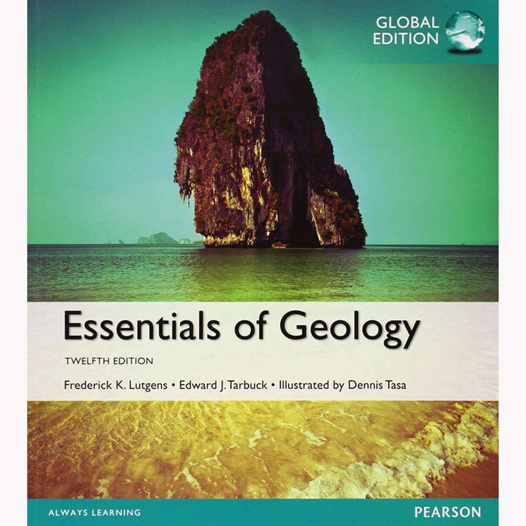 Essentials of Geology (12th Edition) Tarbuck