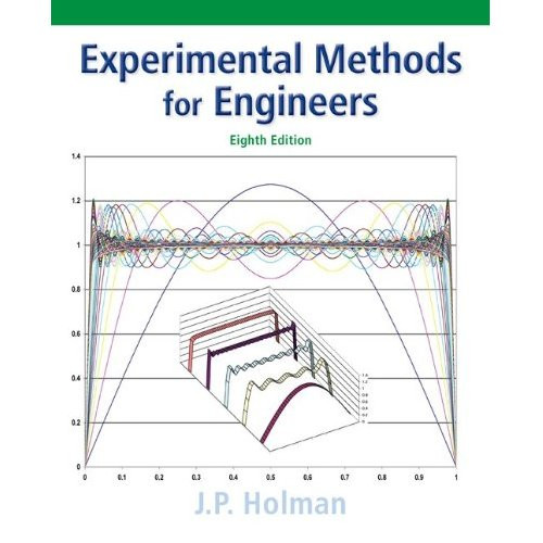 Experimental Methods for Engineers (8th Edition) Holman