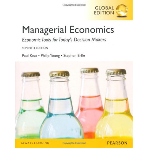 Managerial Economics (7th Edition) Young IE