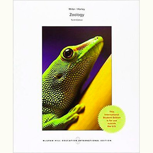 Zoology (10th Edition) Stephen Miller and John Harley IE