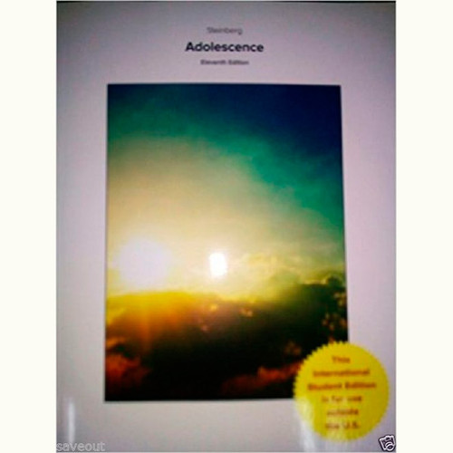 Adolescence (11th Edition) Laurence Steinberg IE