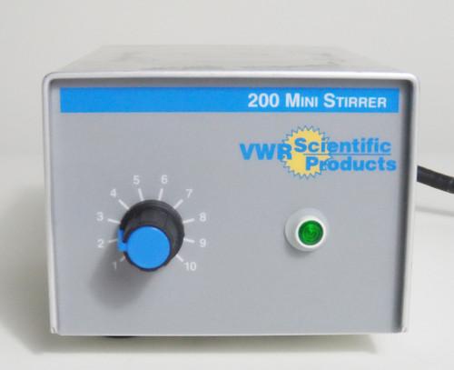 VWR SCIENTIFIC 200 Mini Stirrer No. 58940-158 | Cheshire ...