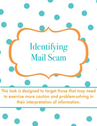 Identifying mail scam