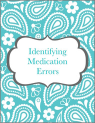 Identifying Medication Errors (Basic)