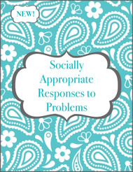 Socially Appropriate Responses to Problem Scenarios