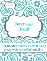 Functional Recall