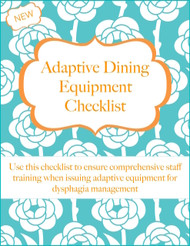Adaptive Equipment Checklist for Staff Training