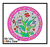 15,000 Embroidery Designs CD Collection