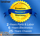 Brother Premium Warranty