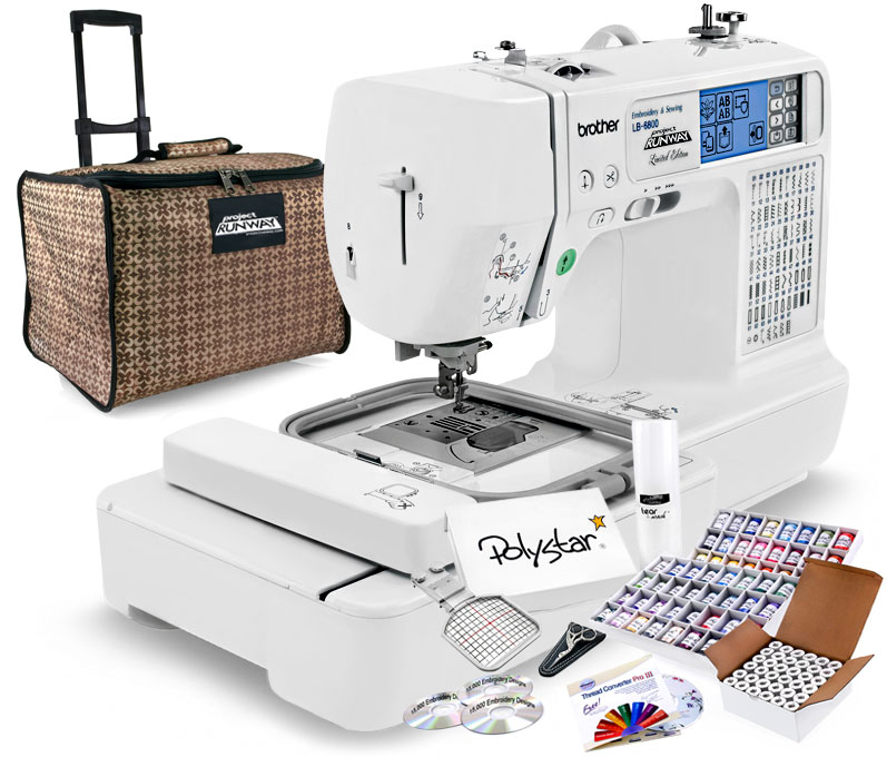 lb6800prw project runway limited edition combination machine