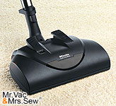 THE MIELE SEB 228 SoftCarpet Electrobrush
