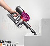 Converts To Handheld Vacuum