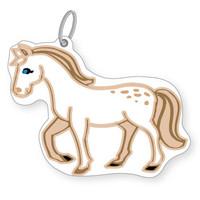 Pony Bag Tag
