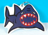 Shark Bag Tag