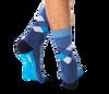Elephant Argyle Sock