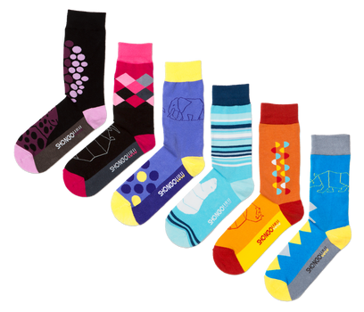 Shongolulu Sock Drawer for Her