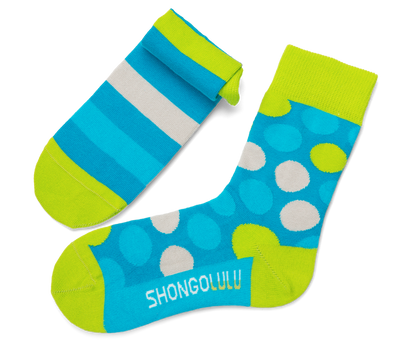 Spots and Stripes Socks