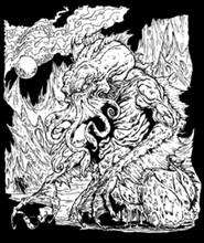 Cthulhu by Mark Kidwell