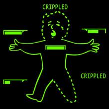 Fallout Cripple T-Shirt