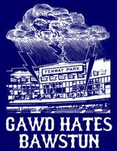 God Hates Boston T-Shirt