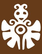 Aztec Butterfly T-Shirt