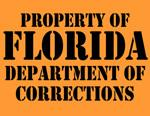 Florida Department of Corrections T-Shirt