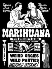 Marihuana Movie T-Shirt