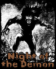 Night of the Demon T-Shirt