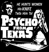 Psycho From Texas T-Shirt