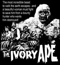 Ivory Ape T-Shirt
