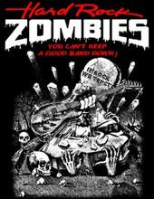 Hard Rock Zombies T-Shirt
