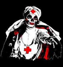 Enfermera Muerta