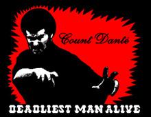 Deadliest Man Alive T-Shirt