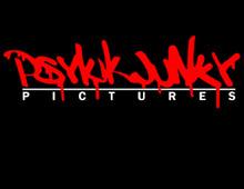 Psykik Junky Logo T-Shirt