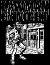 Lawman By Night T-Shirt