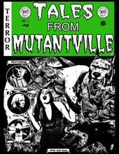 Tales From Mutantville T-Shirt