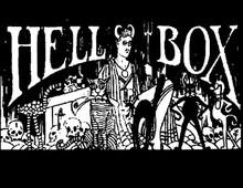Hell-Box Logo T-Shirt