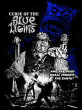 Curse of the Blue Lights T-Shirt