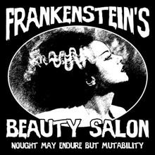 Frankenstein's Beauty Salon T-Shirt
