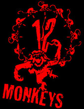 12 Monkeys T-Shirt