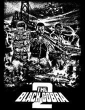 Black Cobra 2 T-Shirt